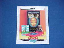 CLASSIC TOYS TRADING CARDS MENTOR HASBRO'S ELECTRONIC WIZARD GAME & BOX