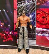 WWE Mattel action figure BASIC Series REY MYSTERIO toy PLAY Wrestling Grey
