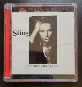 Sting - Nothing Like the Sun - DTS 5.1 Multichannel Surround Sound Audio Disk