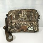 """Ducks Unlimited Tanglefree Waterfowl Camouflage Messenger Bag NWOT 16""""x12""""x4"""""""