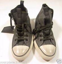 "Converse John Varvatos As Mid ""Gargoyle"" Gray Sneakers"