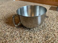 6 QT Stainless Steel Lift Stand Bowl W/ Handle