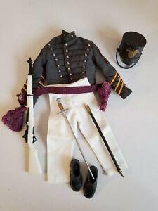Schildkröt Action Team 70er Jahre Westpoint Cadet Outfit, lose