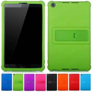 For Huawei MatePad T8 8.0 inch 2020 Case Soft Silicone Case Cover with Kickstand