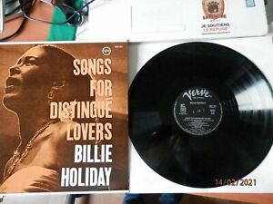 LP  BILLIE  HOLIDAY  81
