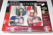 1999 PowerDeck Upper Deck Digital Trading Card Athlete of The Century Set Jordan