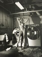 Helmut Newton Offset Photo Litho from limited SUMO book 'Domestic Nude III' 1992