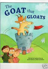 The Goat That Gloats - Colour Children Book RRP £5.99
