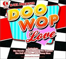K-Tel Presents: Doo Wop Love CD