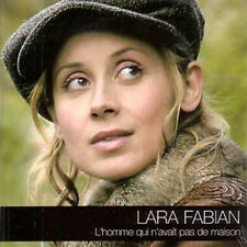☆ CD SINGLE Lara FABIAN - Jean-Felix LALANNE L'homme  ☆