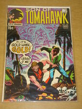 TOMAHAWK SON OF #135 FN (6.0) DC COMICS AUGUST 1971 **
