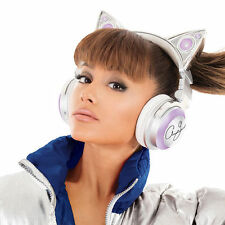 Limited Edition Ariana Grande Wireless Bluetooth Cat Ear Multi Color Headphones