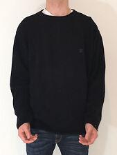 DKNY Vintage Long Sleeve Shirt (Black, size Large)