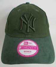 New York Yankees Hat Women Strapback New Era MLB NY Cap