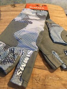 Simms Fishing Products Solarflex Guide Glove XL