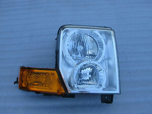 JEEP COMMANDER Headlight Front Lamp 2007 2008 2009 Factory OEM Right Side