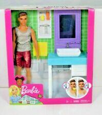 Mattel Ken Barbe toilette Jeu pour les petites Filles