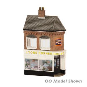 Graham Farish 42-243 Low Relief Lyons Corner House N Gauge