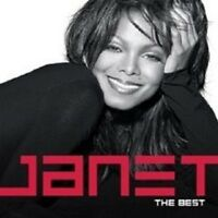"JANET JACKSON ""THE BEST (BEST OF)"" CD 35 TRACKS NEW+"