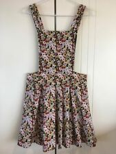 Regular Size 100% Cotton Floral Dresses for Women