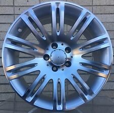 "1 New 18"" Front Wheel for Mercedes Benz E350 E550 2007 2008 2009 Rim -8235"