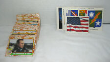 Lot of 98 Topps Desert Storm Trading Cards & Stickers Persian Gulf War 1991