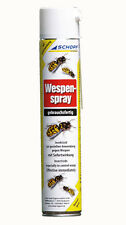 Wespenspray Wespenabwehr Wespen K O Wespen Spray Wespenbekämpfung SOFORTWIRKUNG