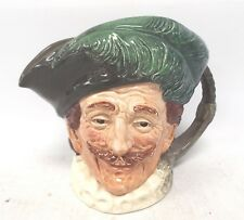 """Vintage ROYAL DOULTON """"The Cavalier"""" Toby/Character Jug from 1940s"""