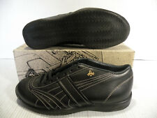 PUMA NIZZA RUDOLF DASSLER VINTAGE MEN SHOES BLACK 0400009-01 SIZE 7.5 NEW