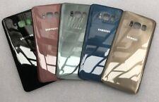 Back Housing Battery Cover Tapadera Bateria Samsung Galaxy S6 S7 Edge S8 S9 Plus