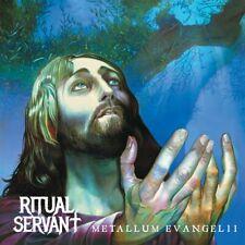 RITUAL SERVANT - Metallum Evangelii (US WHITE THRASH METAL*ULTIMATUM*METALLICA)
