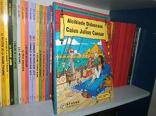 Alcibiade Didascaux chez Caius Julius Caesar - ATHENA Editions - BD - Historique