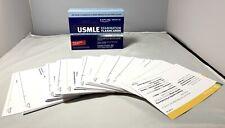 USMLE Examination Flash Cards 200pc Kaplan Medical Conrad Fischer, MD
