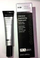 PCA Skin Intensive Brightening Treatment: 0.5% Pure Retinol Night,1 oz / 29.5 oz