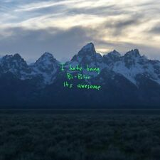 Kanye West - Ye (NEW CD ALBUM)