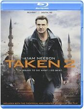 Taken 2 BLU RAY Movie 2010- Brand New & Sealed