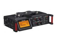 Tascam Dr-70d lineare PCM Registratore per Digitale Singolo Lente Fotocamera