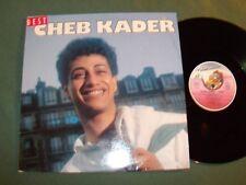 """CHEB KADER : Best - """"Rai Derli""""  - LP 1988 Flarenasch 66.727"""