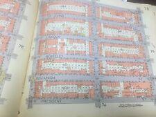 1929 BELCHER HYDE PARK SLOPE BORDEN'S MILK CO. PS 4 & 133 BROOKLYN NY ATLAS MAP