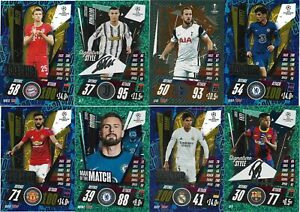 MATCH ATTAX EXTRA 2020/21 CHOOSE YOUR 100 CLUB/LIMITED EDITION/MOTM/SIGNATURE