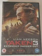 DVD Taken 3 [DVD] Liam Neeson New & Sealed