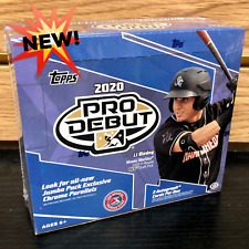 2020 Topps Pro Debut Singles - YOU PICK - Updated 12/28/20 - Complete Your Set