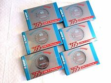 CASSETTE TAPES BLANK SEALED - 6 x (third)  BASF 353 CR II FOCUS 60 [1994-1995]