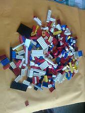 Gioco piccole costruzioni VINTAGE LEGO circa 650 gr. con ruote ecc.