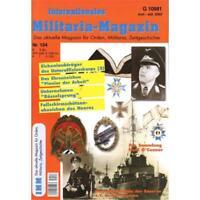 Internationales Militaria-Magazin IMM 104 Pionier der Arbeit Rösselsprung 2. WK