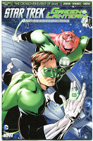 Star Trek Green Lantern 1SKETCH VF 2015 Stock Image