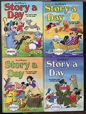 Story A Day for everyday of the year Annual 1979 VGC Winter Summer Spring Autumn
