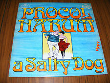 Procol    Harum         A   Salty   Dog      Vinyl    LP   Record     MFP5277