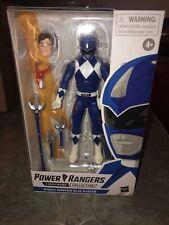 Hasbro Mighty Morphin Power Rangers Lightning Collection MMPR Blue Ranger NEW