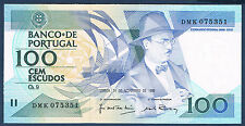 PORTUGAL - 100 ESCUDOS Pick n° 179.f du 24 novembre 1988 en NEUF DMK 075351